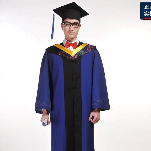 Online Shop Graduation clothing Cap gown graduation Graduate uniform ...