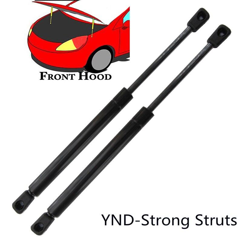 2 Hood 2 Trunk Lift Supports fit 2007-2013 Infiniti G37