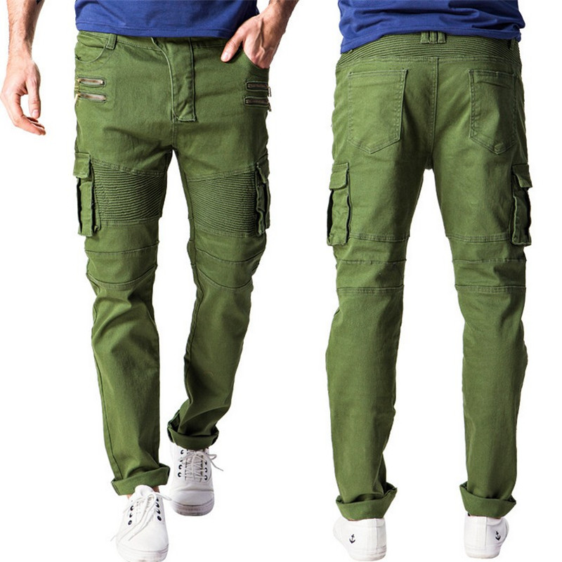 Compare Prices on Mens Green Jeans- Online Shopping/Buy Low Price ...