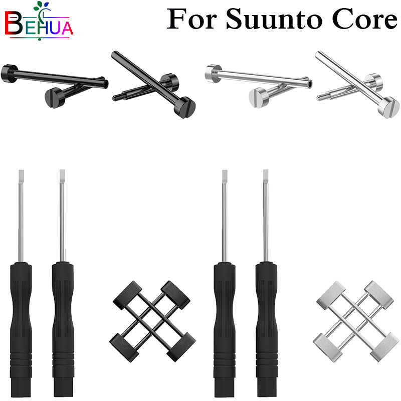 100% Original Repair watch Accessory for Suunto Core Stainle