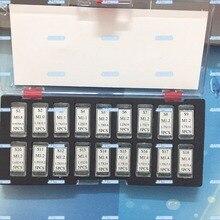 Hot 90 Pins Tornillo Enlaces para rlx Reloj Bandas/Pulseras/Correas Conjunto de Diferentes Tamaños para la Reparación Del Reloj