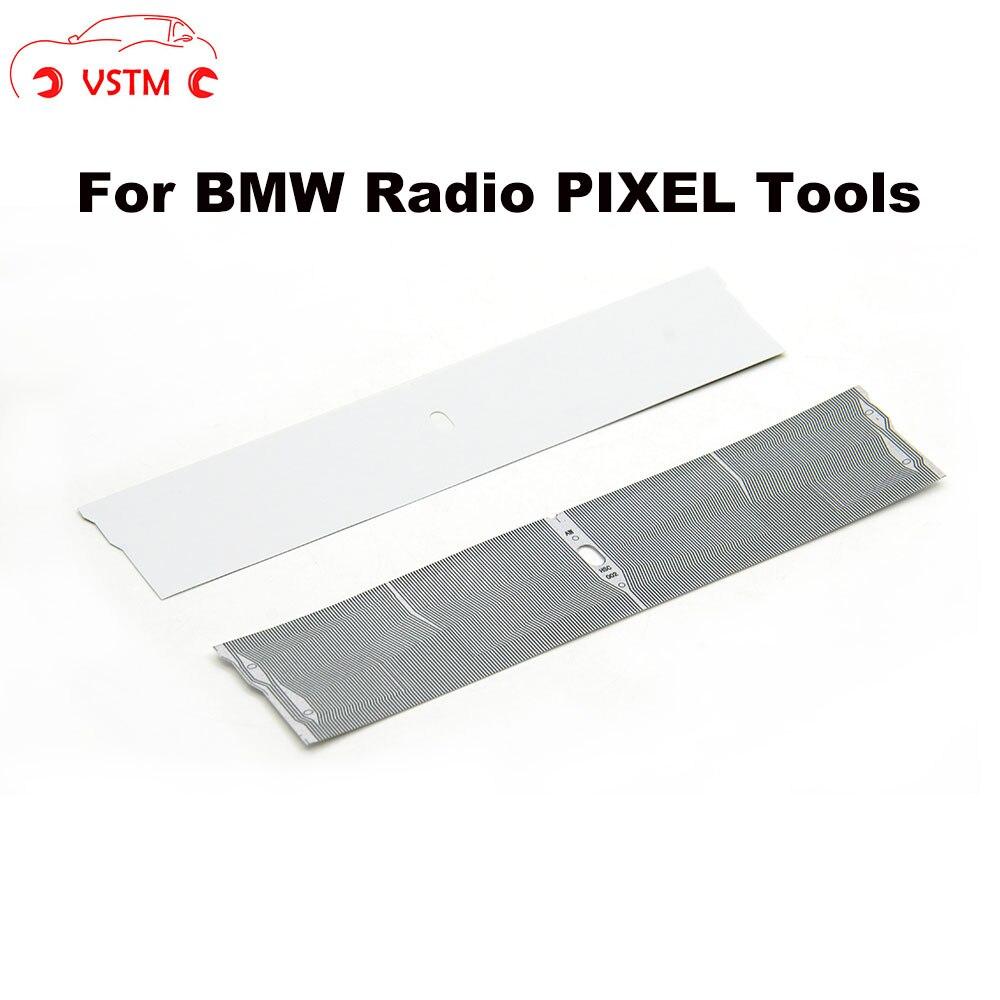 VSTM 10pcs/lot MID Radio Pixel Repair For BMW Radio Pixel Repair For E38 E39 E53 X5 Ribbon Cable