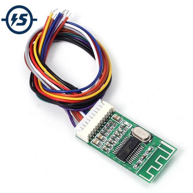 KCX_BT002 Bluetooth Audio Receiver Board Bluetooth Module Lossless Bluetooth 4.2 Wireless MP3 Decode Board MP3 Module
