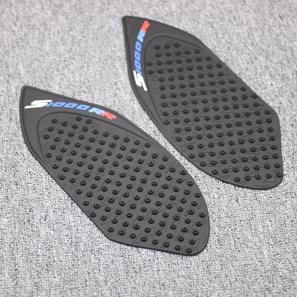 For BMW S1000R S1000RR 2010 2011 2012 2013 14 15 Transparent Anti Slip Fuel Tank Pads Side Gas Knee Grip Traction Pad