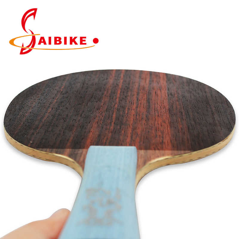 Black dragon table tennis racket table tennis blade ping pong racket carbon wood