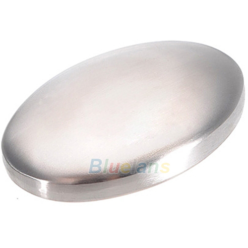 Kitchen Chef Soap Stainless Steel Soap Hand Odor Remover Bar Magic Soap ElimInates Garlic Onion Smells Gadget Tool 1
