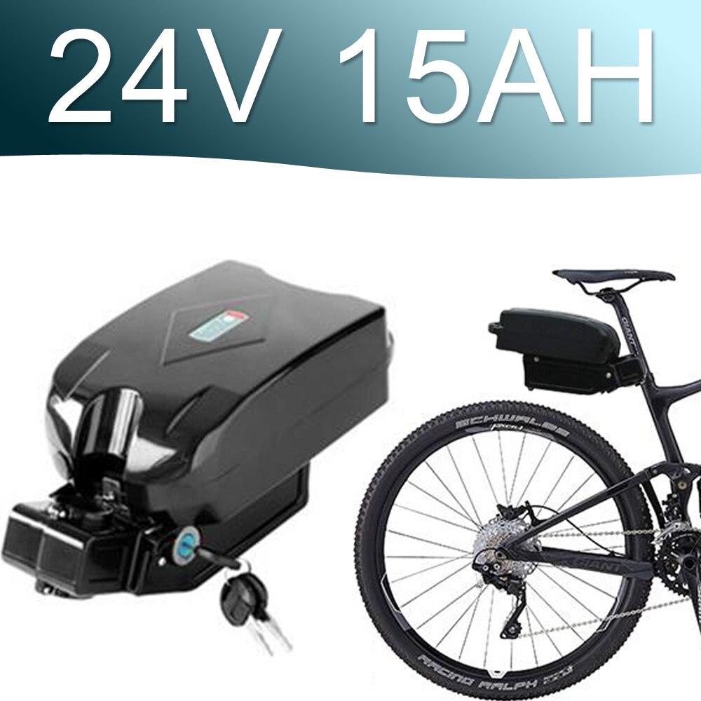 24 V 15AH Elektrikli bisiklet Lityum iyon pil 24 V Lipo e bisiklet pil24 V 15AH Elektrikli bisiklet Lityum iyon pil 24 V Lipo e bisiklet pil
