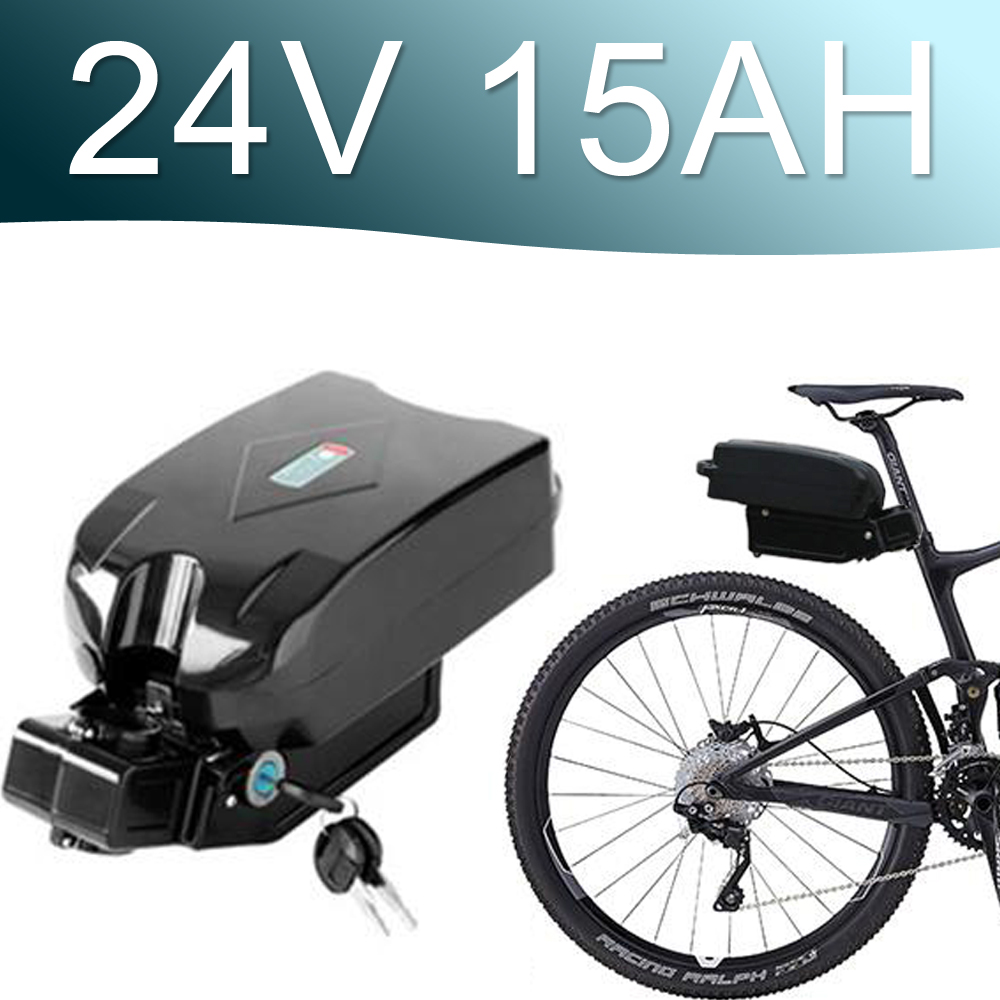 24V 15AH Lithium ion Battery fro g typ Rear Battery Pack 24V Electric bicycle 24v E-bike battery 24v Li-ion battery free customs taxes 24v 20ah e bike battery li ion 24v battery pack for e bike 24v 20ah lithium battery with charger