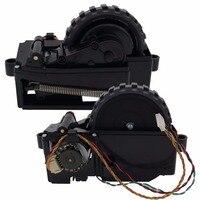 Original Left Right Wheel For Ilife V7 Ilife V7s Ilife V7s Pro Robot Vacuum Cleaner Parts