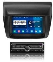S160 quad core android 4.4.4 mitsubishi l200 için araç ses (2010-2012) düşük araba dvd oynatıcı başkanı cihazı araç multimedya araba stereo