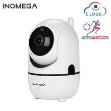 INQMEGA HD 1080P chmura bezprzewodowa kamera ip inteligentne automatyczne śledzenie ludzkiego bezpieczeństwo w domu kamery monitoringu cctv sieć kamera wifi