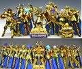 Sagittarius Aiolos Pisces Aphrodite SAGA Death Mask Aioria Milo Aiolos Shura OCE Saint Seiya Myth Cloth EX S-Temple METAL CLUB