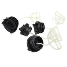 2 Set Fuel Cap Oil Cap Kit For HUSQVARNA 36 41 136 137 141 142 Chainsaw