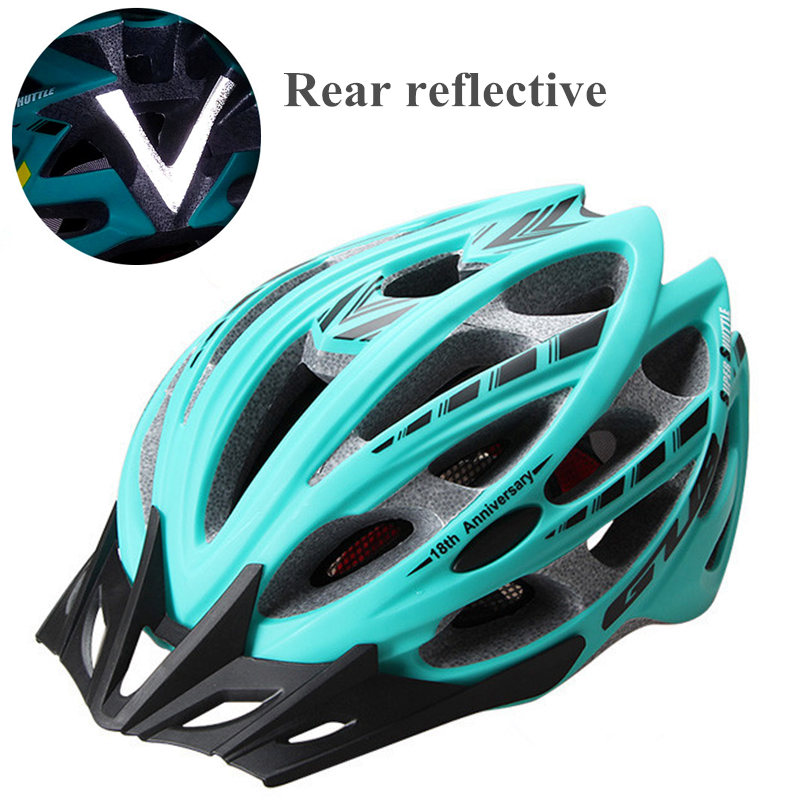 2017 new arrived 30holes GUB SS+ Super Shuttle Road Bicycle Helmet/ MTB Bike helmet 57~61cm Cycling Helmet with Reflective