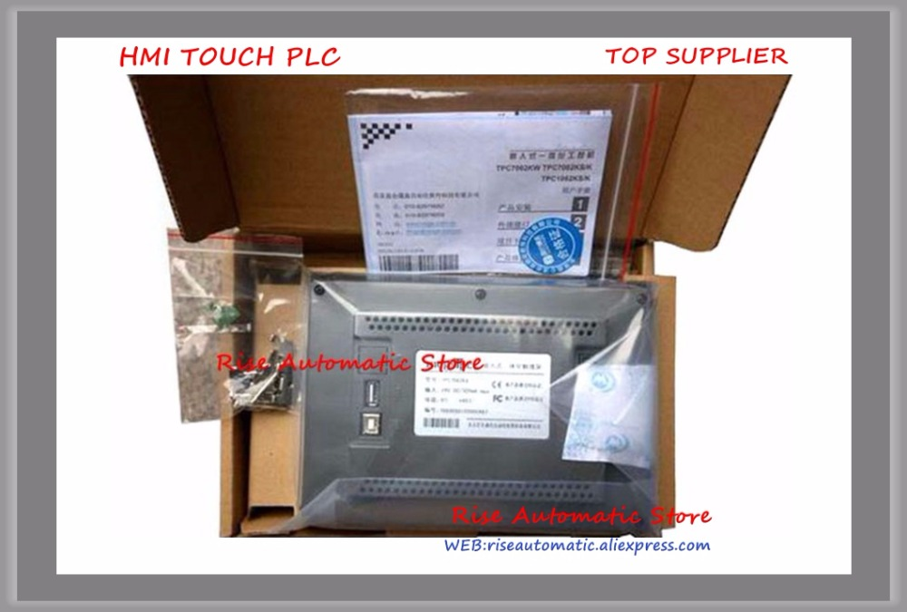 все цены на  TPC7062K TPC7062KX TPC7062KD 7 Inch Touch Screen Original Authentic HMI  онлайн
