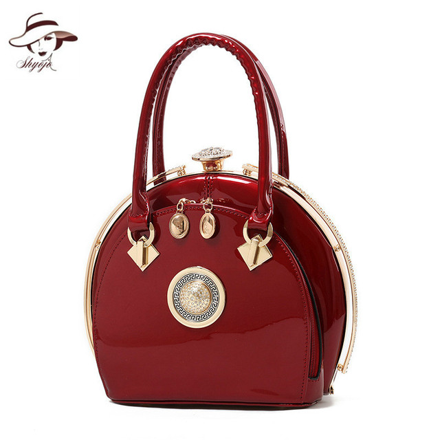 6d274eb741 2018 New Arrival Vintage Women Wedding Bag Ladies Classic Princess Totes  Shell Day Clutch Party Purse