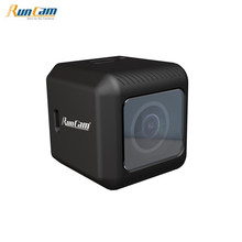 RunCam 5 12MP Smallest 4K Cam HD Recording 145 Degree NTSC/PAL 16:9/4:3 Switchable FPV Action Camera Mini Cam for RC Drone Accs(China)