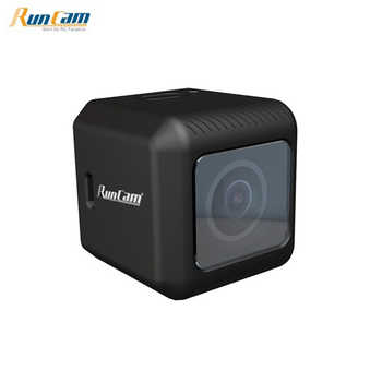 RunCam 5 12MP Smallest 4K Cam HD Recording 145 Degree NTSC/PAL 16:9/4:3 Switchable FPV Action Camera Mini Cam for RC Drone Accs - DISCOUNT ITEM  50% OFF All Category