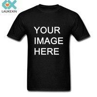 Tùy chỉnh In Logo Của Bạn O-Cổ Mens T-Shirts Chất Lượng Cao 100% Cotton Cộng Với Kích Thước Casual Mens Tops Tees Kích Thước S-3XL