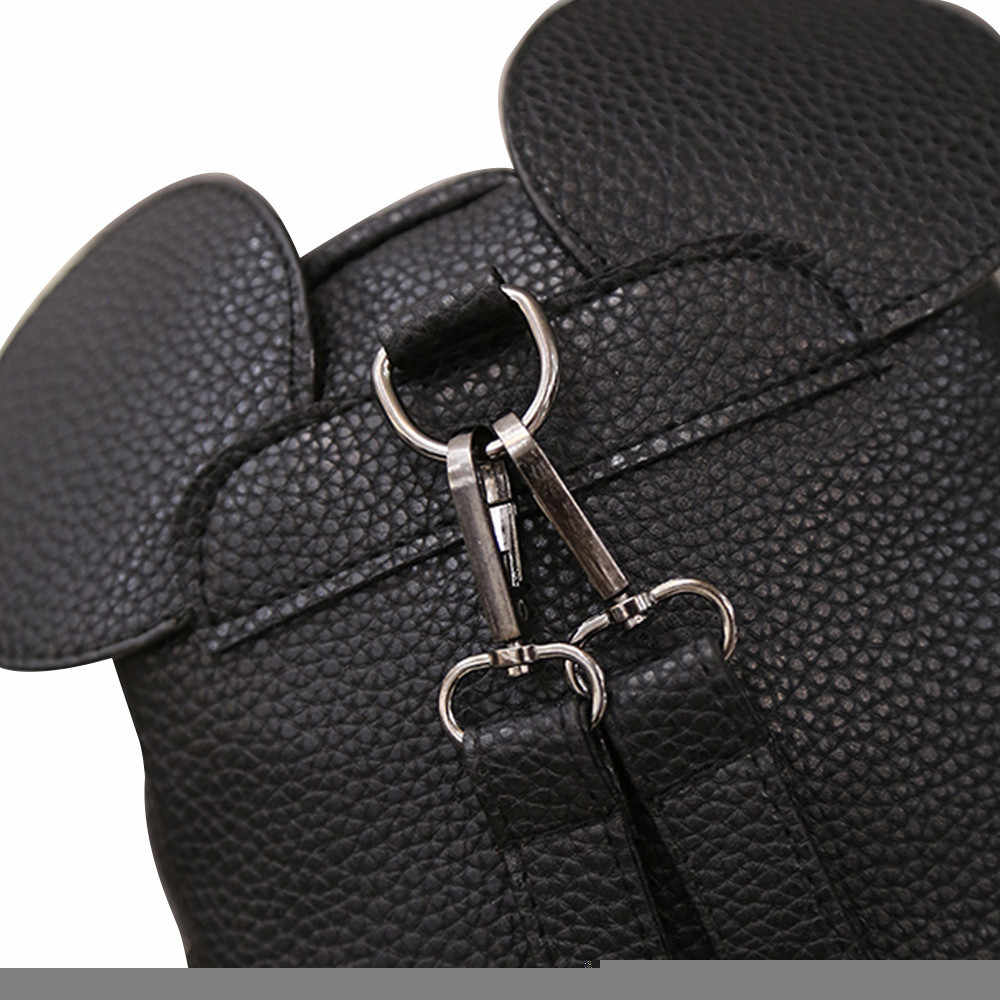 Borsa donna 2019 Nuovo Mickey Zaino Femminile Mini sac a dos femme bolso mochila mujer mochilas femininas estilosas plecak damski