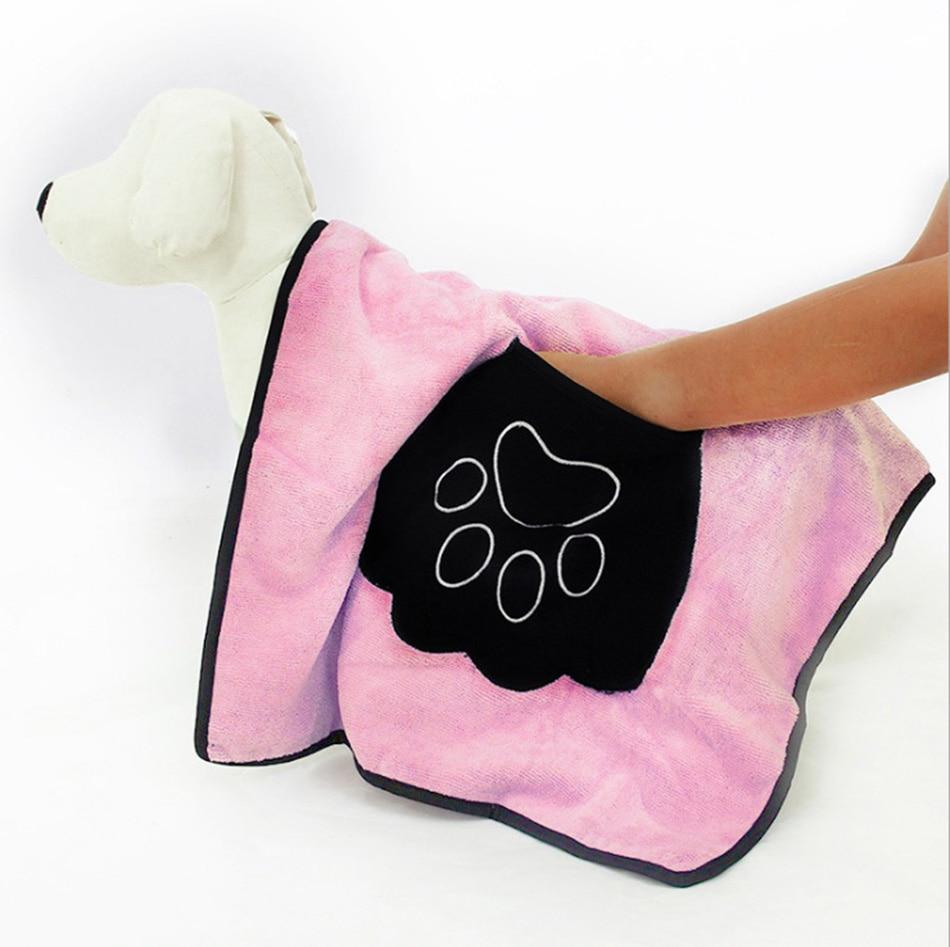 Pet Drying Towel Ultra-absorbent  1
