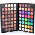 Pro Mate shimmer Sombras de Ojos Tierra Maquillaje mini 80 Color Makes Up Kit de Sombra de Ojos Maquillaje Paleta Set de Cosméticos # EP80