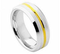ポリッシュ高ファッション指輪ファッションジュエリーステンレス鋼リング男