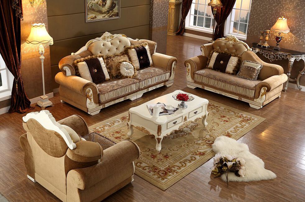 Nice 2017 Hot Sale Sectional Sofa New Arriveliving European Style Set Fabric Hot  Sale Low Price Factory Direct Sell Sofas