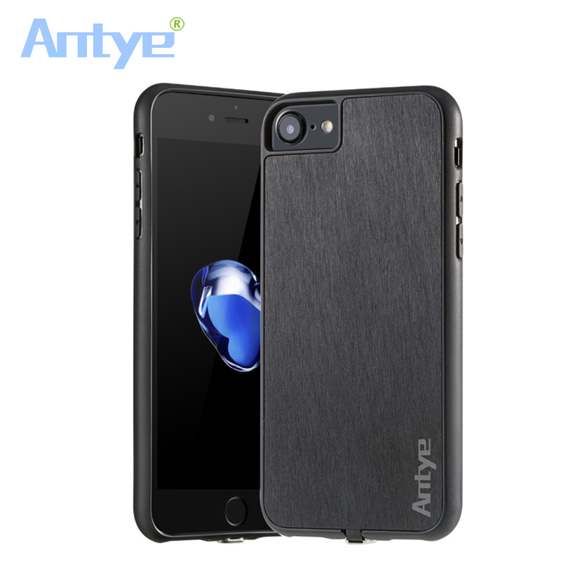 Antye Qi Wireless Charger Receiver Case for iPhone 7/7Plus