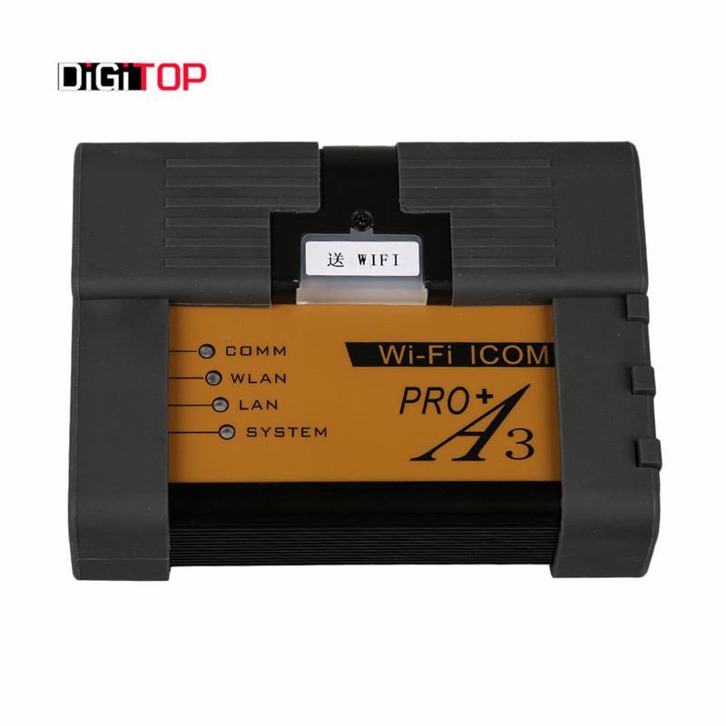 For BMW ICOM A3 Pro+ Professional Diagnostic Tool Hardware V1.40 with WIFI Function