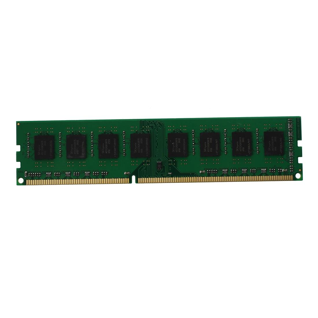 8GB PC Memory Module RAM DDR3 PC3-10600 1333MHz DIMM Desktop For AMD System new sealed ddr3 1333mhz pc3 10600 8gb desktop ram memory full compatible ddr3 lifetime warranty
