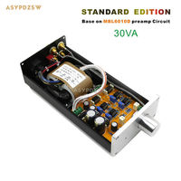 Standard Edition Finished HIFI 6010 Preamplifier base on MBL6010D preamp Circuit