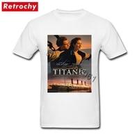 Urban Teeshirts Titanic Poster T Shirt Men Young Boy Short Sleeves Tees Shirts Men S Cheap