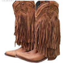 dab9469df79 Popular Fringe Cowboy Boots-Buy Cheap Fringe Cowboy Boots lots from ...