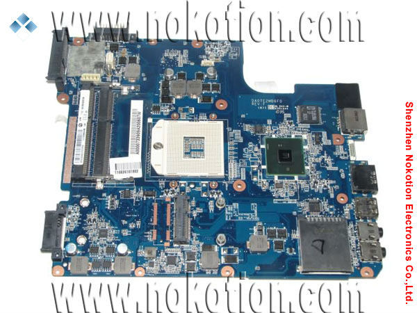 все цены на NOKOTION A000073390 DA0TE2MB6F0 laptop motherboard for Toshiba L640 L645D placa madre Intel integrated HM55 DDR3 онлайн