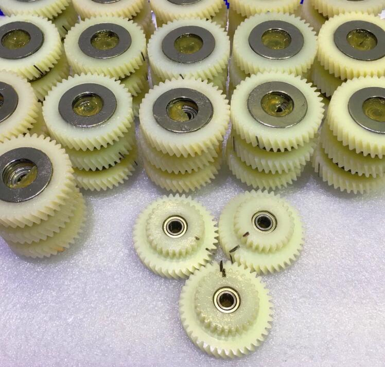 AKM-100H motor Replacement// Q100H gear set A set gear for Q100H motor