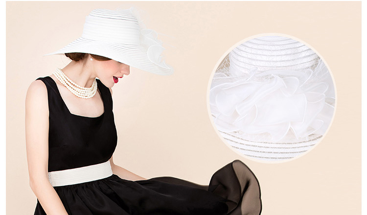 8  elegant hats for women
