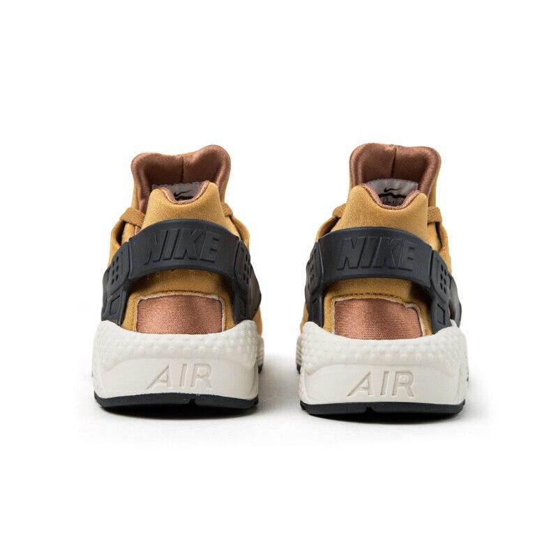 Оригинальное новое поступление 2018 NIKE AIR HUARACHE PRM мужские кроссовки для бега - 4