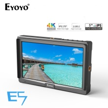 Eyoyo 5inch Utra Slim IPS Full HD 1920x1080 HDMI On-camera monitores Video Field Monitor for Camera 4k monitor Kamera
