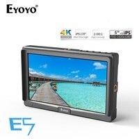 Eyoyo 5inch Utra Slim IPS Full HD 1920x1080 HDMI On camera monitores Video Field Monitor for Camera 4k monitor Kamera