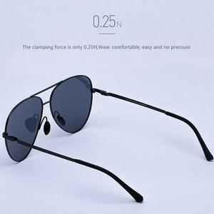 Image 3 - המקורי Xiaomi Mijia Turok Steinhardt TS מותג עדשות מראת שמש מקוטבת משקפי שמש משקפיים UV400 עבור גבר אשת זרוק משלוח