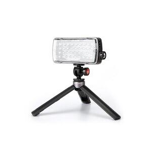 Image 5 - PGYTECH Tripod Mini Kolu Masaüstü Için DJI OSMO Cep/GoPro/Eylem Kamera 1/4 iplik port için genişleme