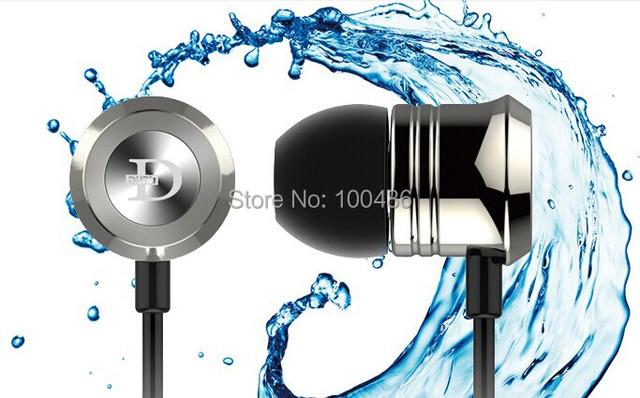 100% Original DUNU DN-1000 de Alta Fidelidad Máxima Calidad Híbrido IEMs Inner-Ear