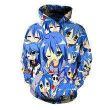 Exclusive Anime Hoodie Sweatshirt
