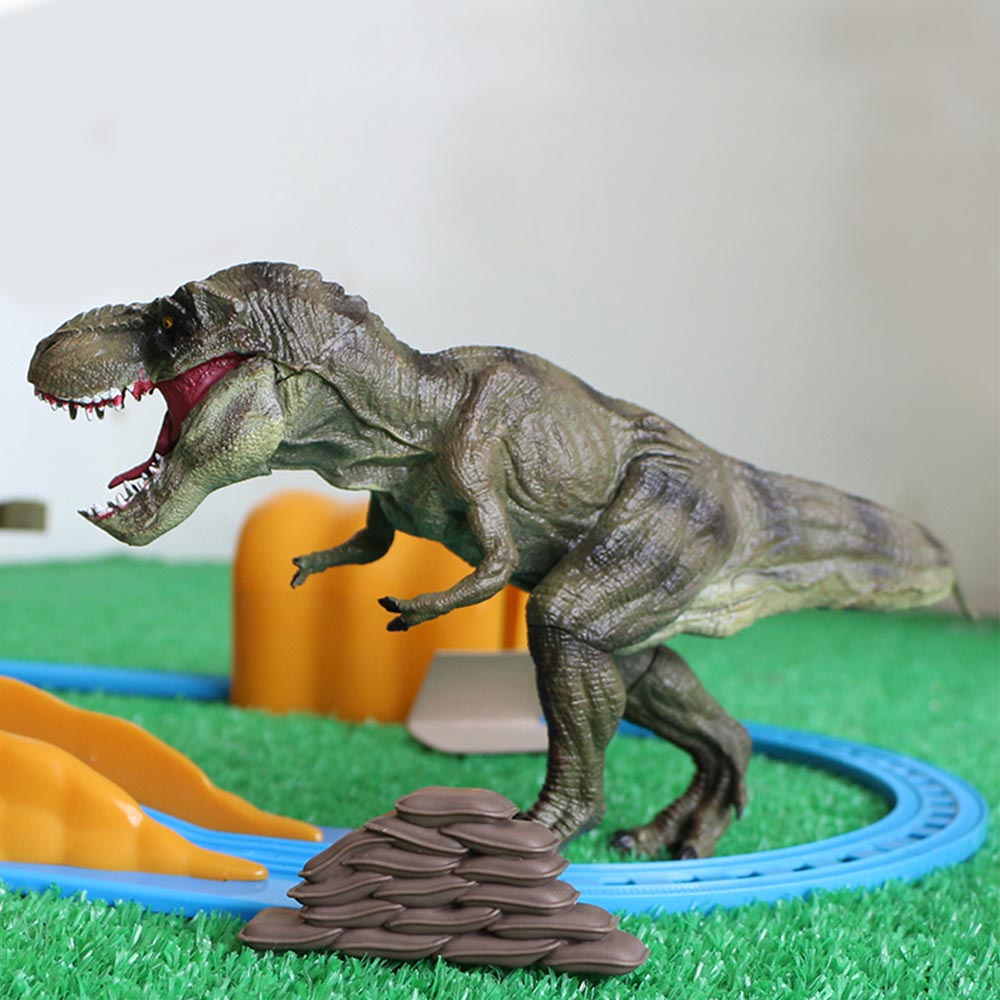 Novelty & Gag Toys Gags & Practical Jokes 8 Pieces Mini Kids Gags Joke Learning Educational Toys Kids Gift Simulation Dinosaur Model Dinosaur Set Fun Toys Props Toys