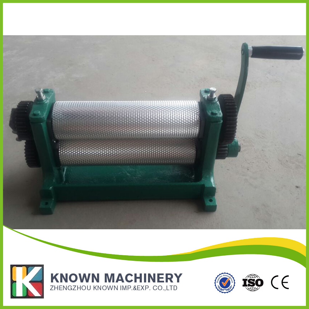 86*310mm beewax emboss machine/beeswax foundation machine for sale 86 250mm competitive price bees wax foundation machine