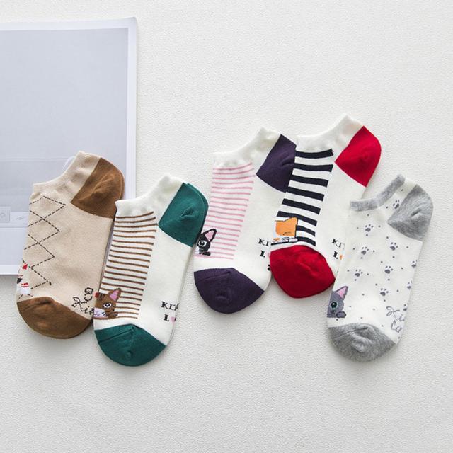 5 pair pack socks