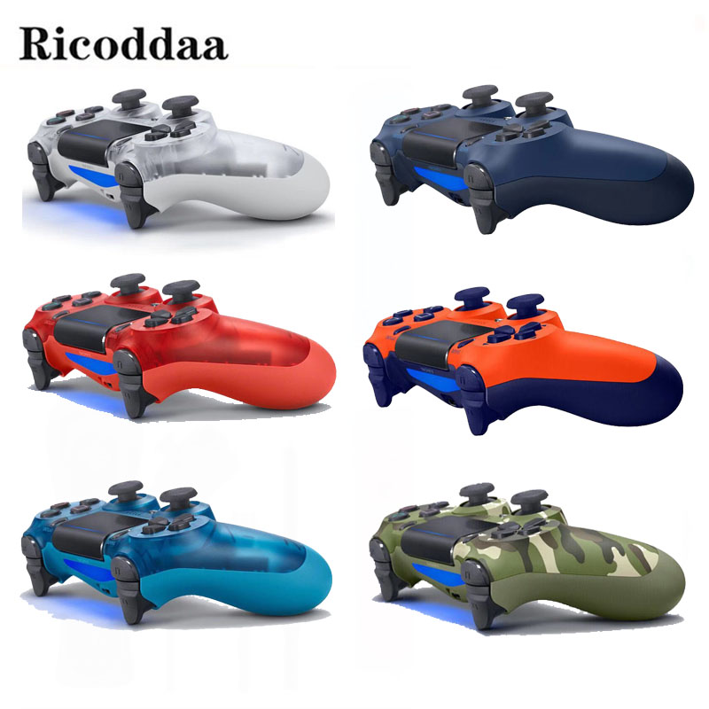 Wireless Controller For Sony PS4 Bluetooth Vibration Gamepad For Playstation 4 Joystick For PS4 PS3 Games ConsoLe For PC Games Wireless Controller For Sony PS4 Bluetooth Vibration Gamepad For Playstation 4 Joystick For PS4 PS3 Games ConsoLe For PC Games