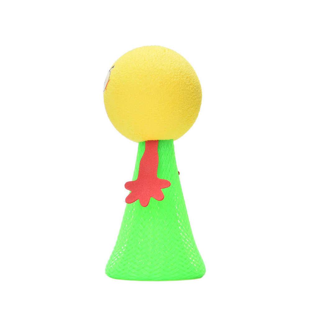 1 pces ou 2 pces crianças salto voar brinquedos educativos cores aleatório estranho elf mega novo brinquedo
