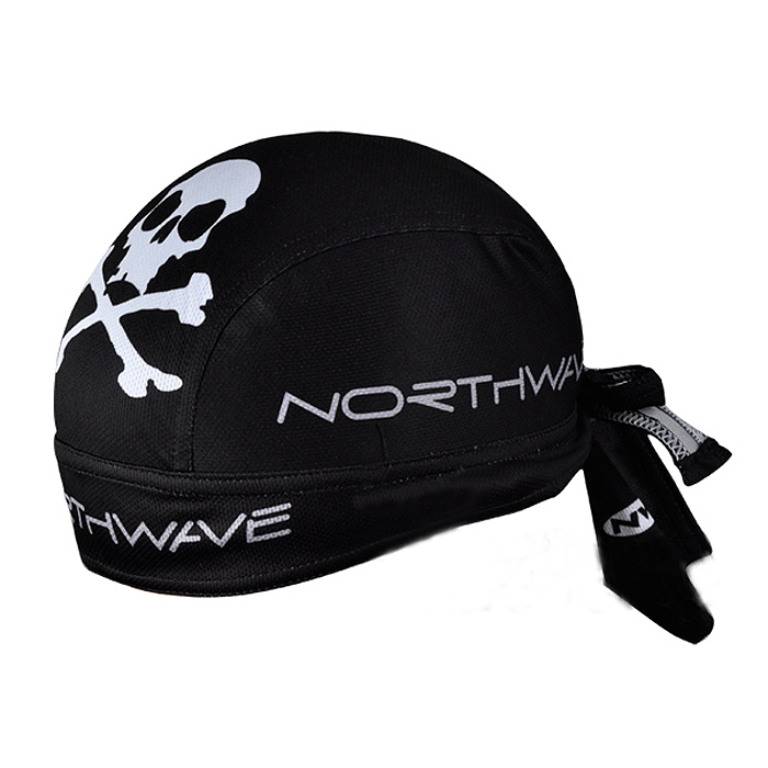 Good deal New Black Cycling Bicycle Bike Outdoor Sports Bandana Pirate Hat Cap